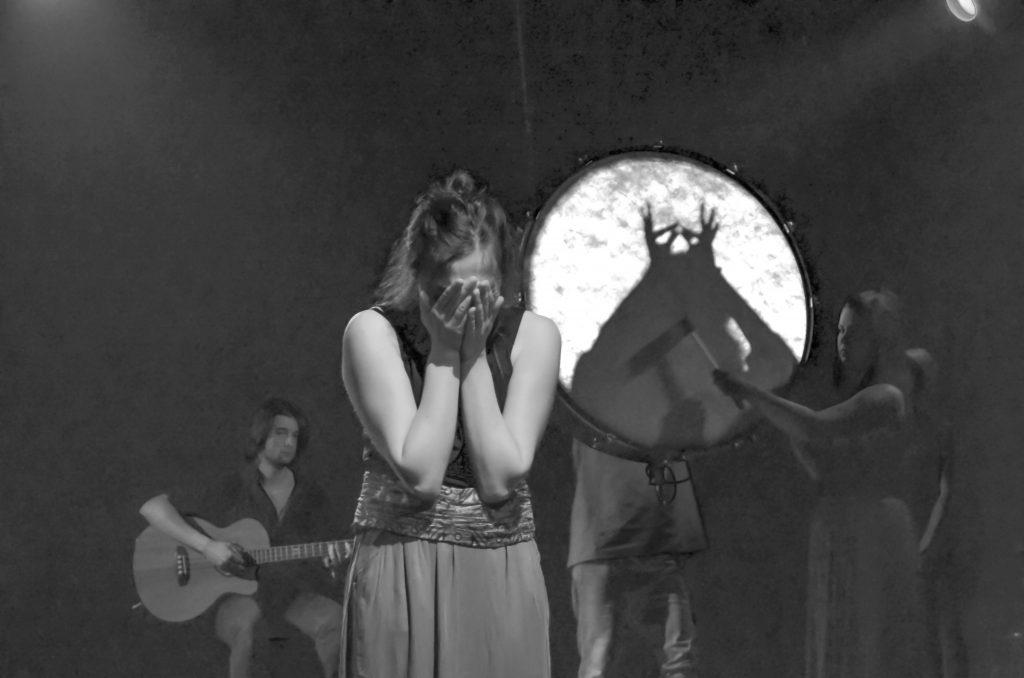 Teatr Brama, Ghost Dance, fot. Marta Pietunow