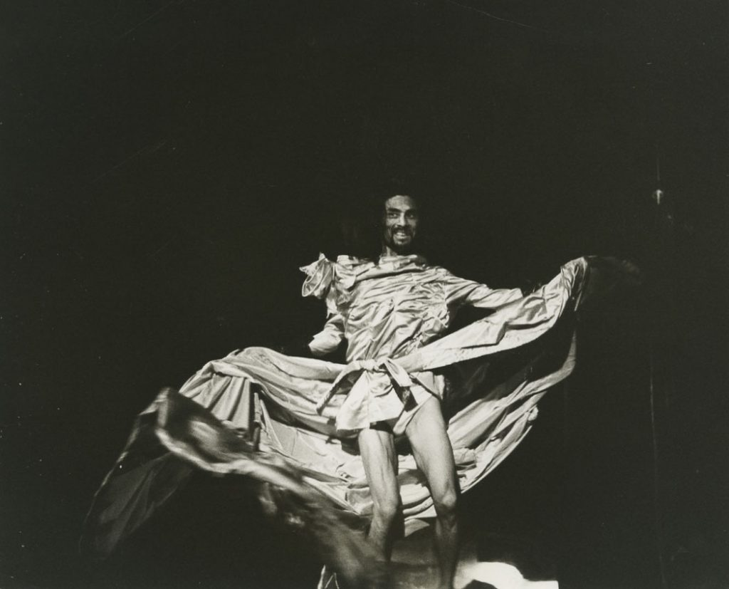 Tatsumi Hijikata Collection, fot. z arch. Keio University w Tokyo