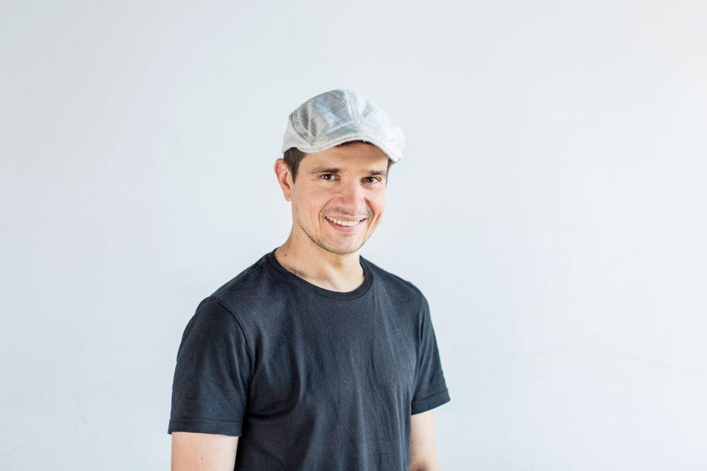 Dawid Żakowski, fot. Alicja Szulc