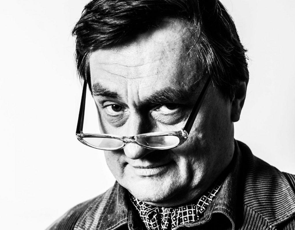 Janusz Majcherek, fot. Karol Budrewicz