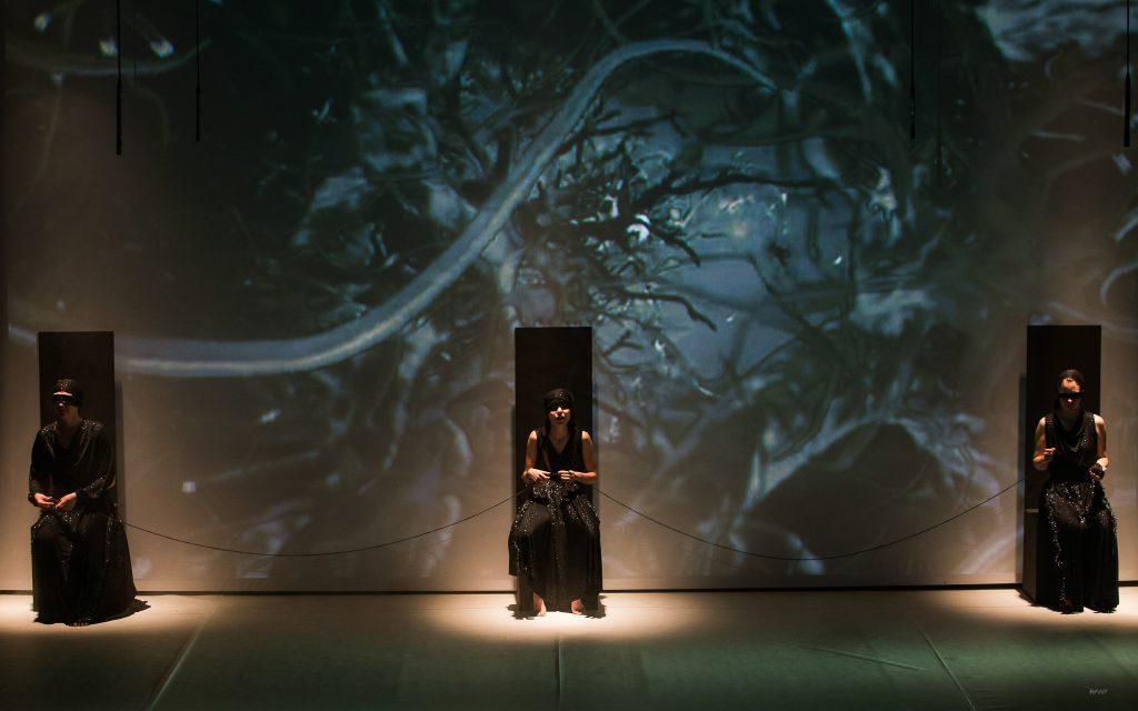 Ciemność, Teatr Chorea, fot. HaWa