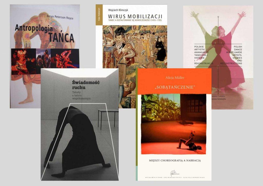 Książki o tańcu w Polsce